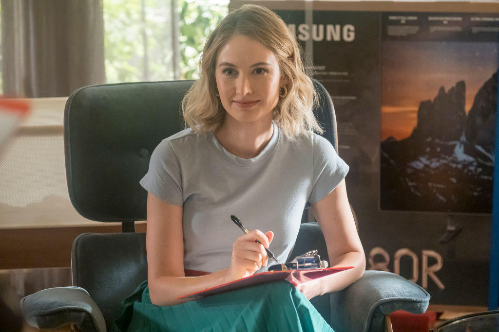 Caitlin Thompson as Madison on 'This Is Us' - Season 4