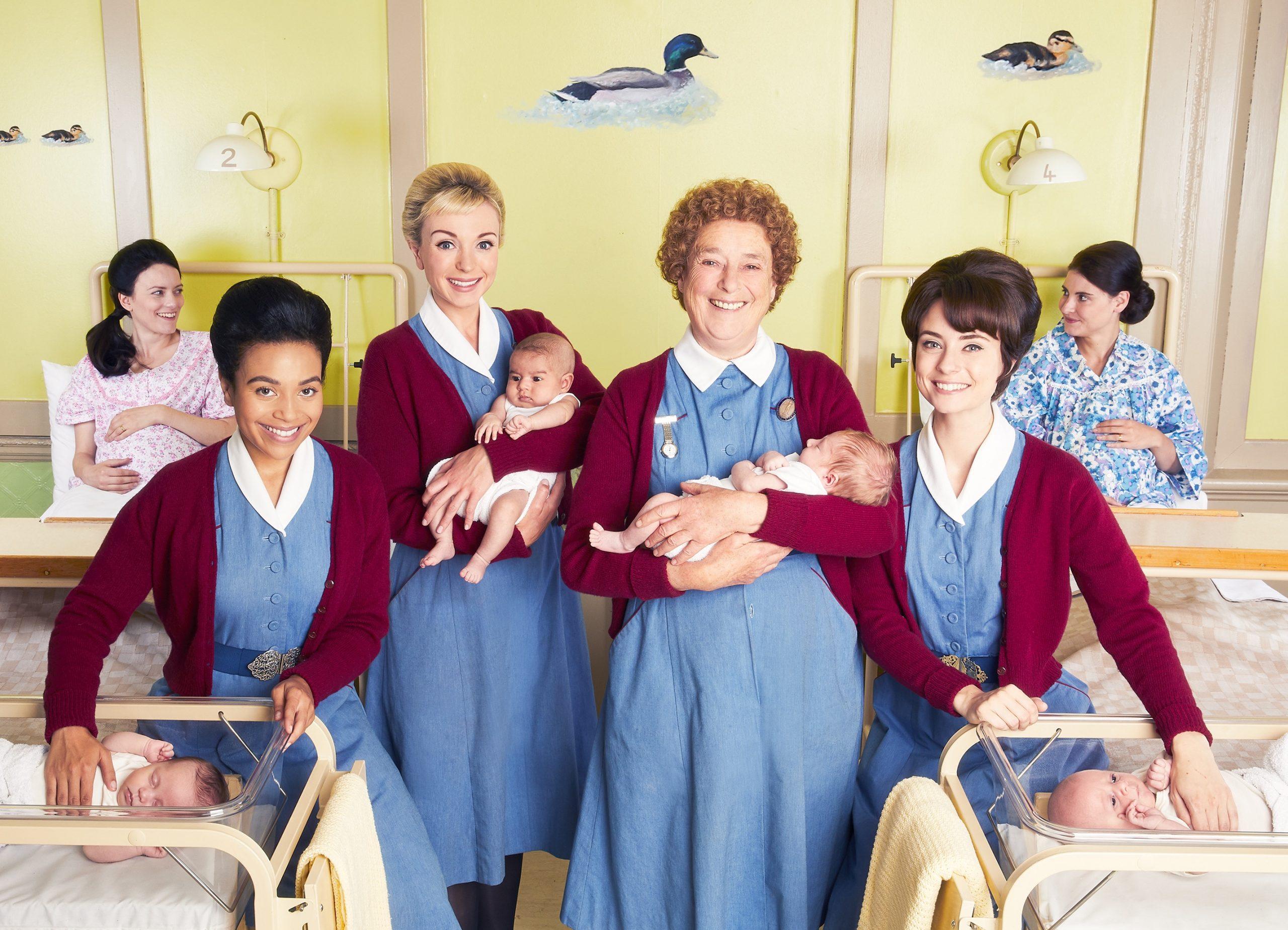 Call the Midwife Season 9 cast