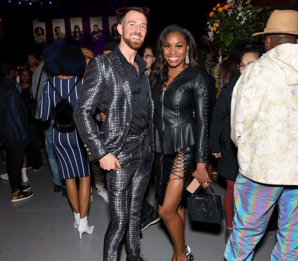 Cameron Hamilton and Lauren Speed | Liliane Lathan/Getty Images for BET