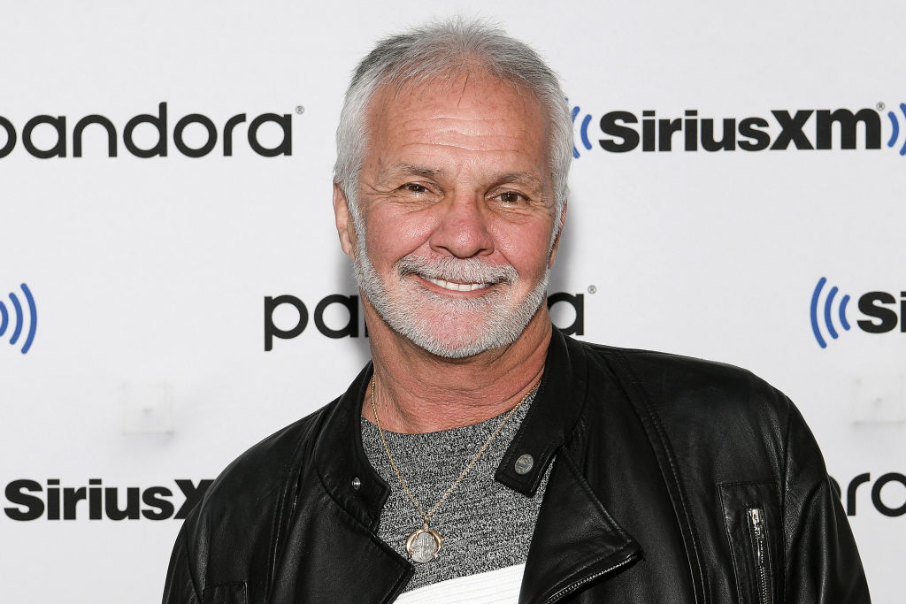 Captain Lee visits SiriusXM Studios