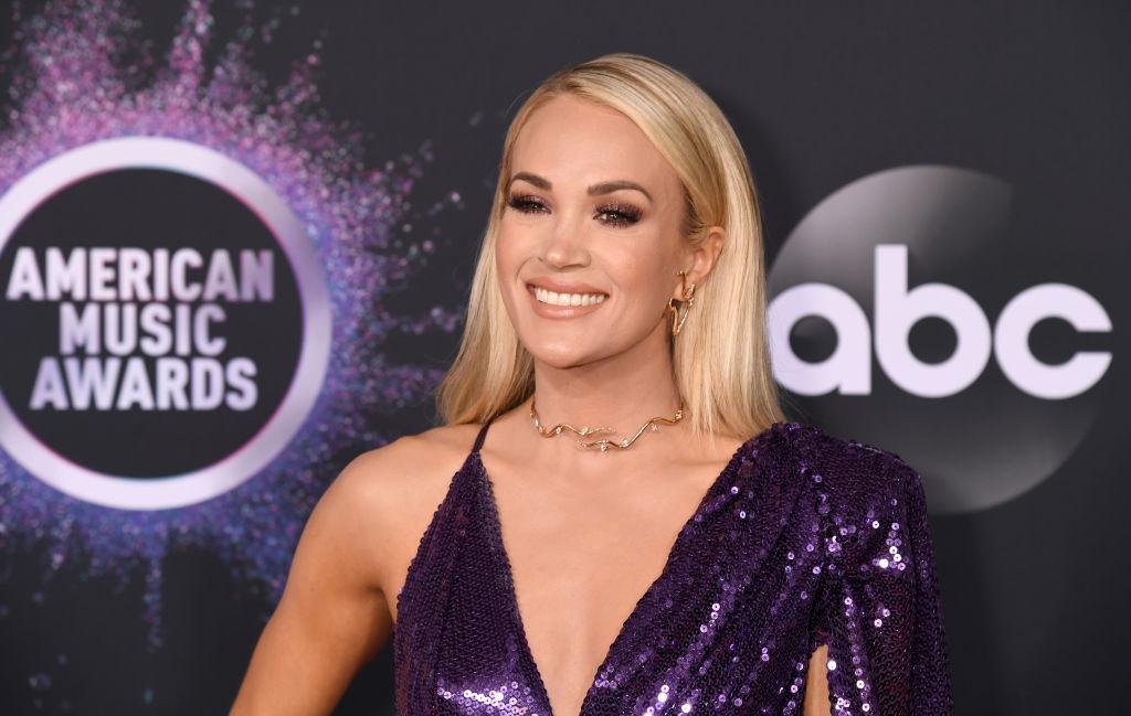 Carrie Underwood | Jeff Kravitz/FilmMagic for dcp