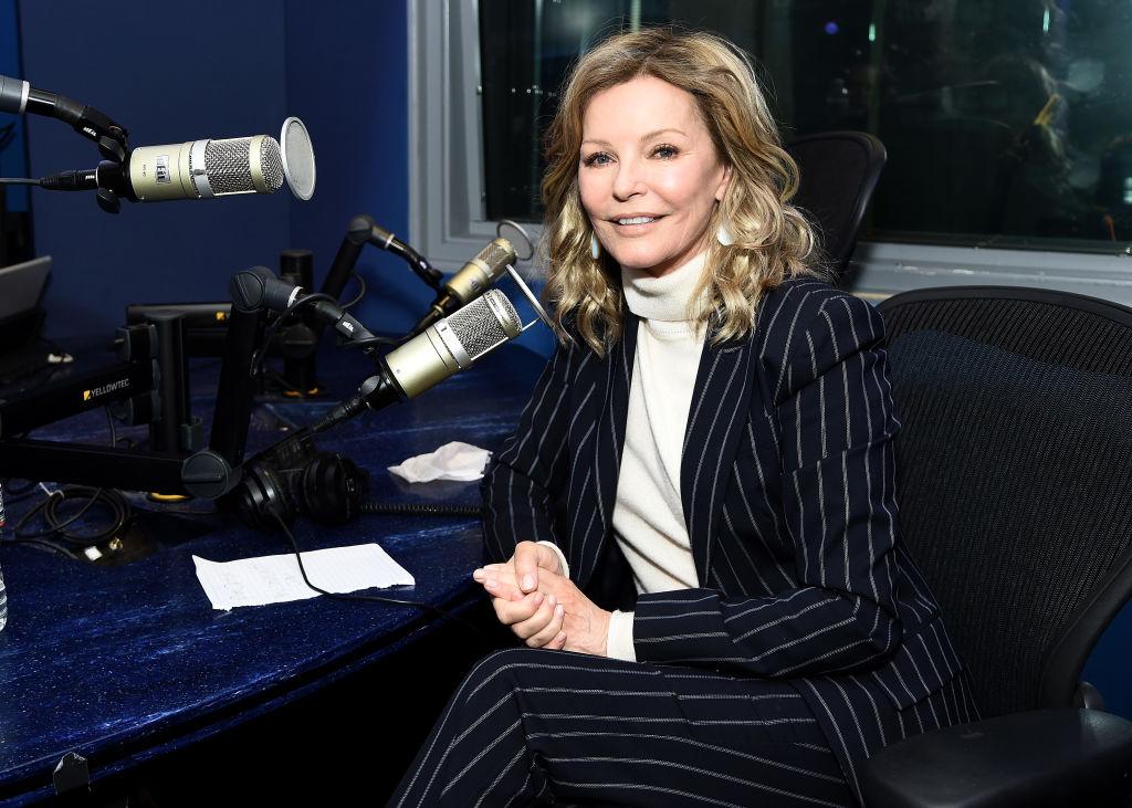 Cheryl Ladd visits SiriusXM at SiriusXM Studios on March 11, 2020