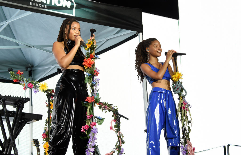 Chloe x Halle open for Beyoncé and Jay-Z 'On the Run II' Tour