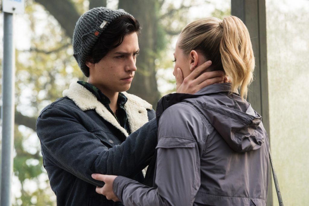 Cole Sprouse and Lili Reinhart - Riverdale