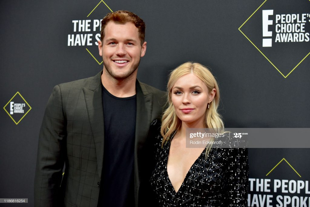 Colton Underwood and Cassie Randolph