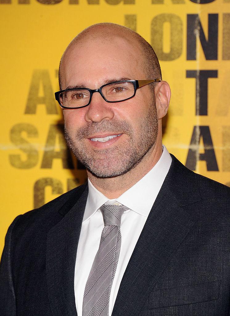 Contagion writer Scott Z Burns
