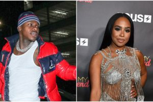 DaBaby Is Definitely Not Dating B. Simone