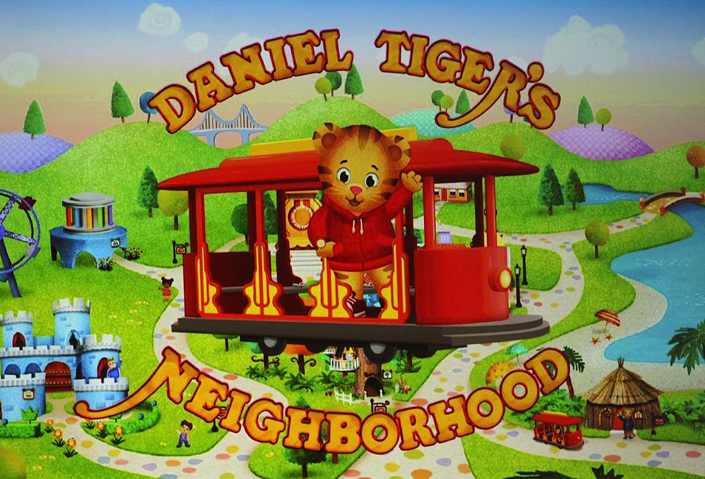 'Daniel Tiger's Neighborhood'