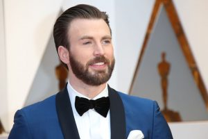 Chris Evans Brings Back Captain America's Beard In 'Defending Jacob'
