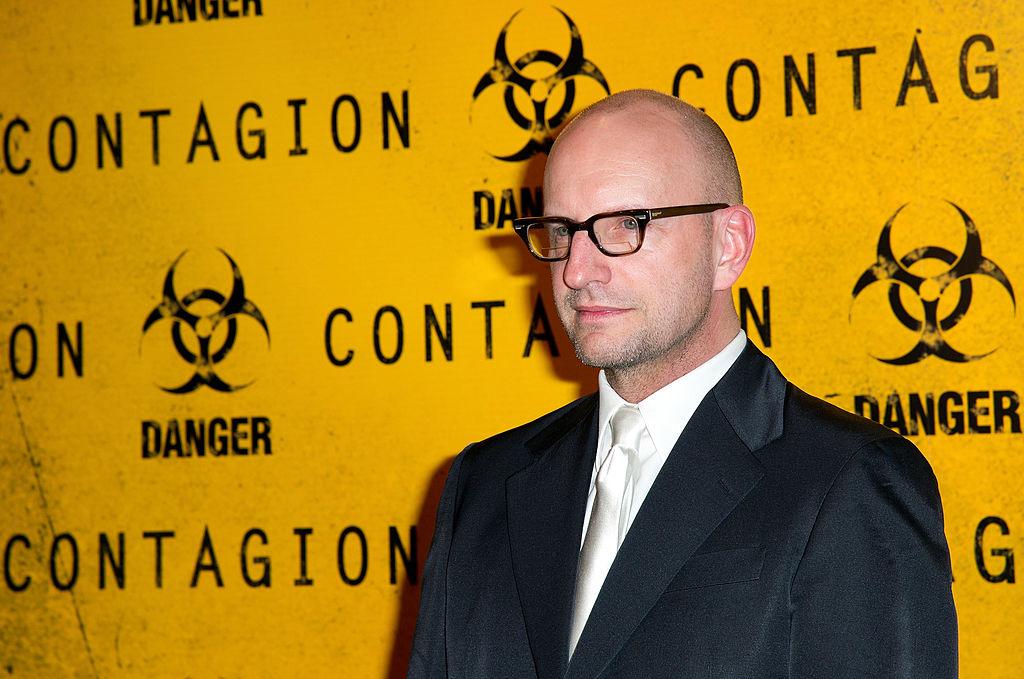 Director Steven Soderbergh