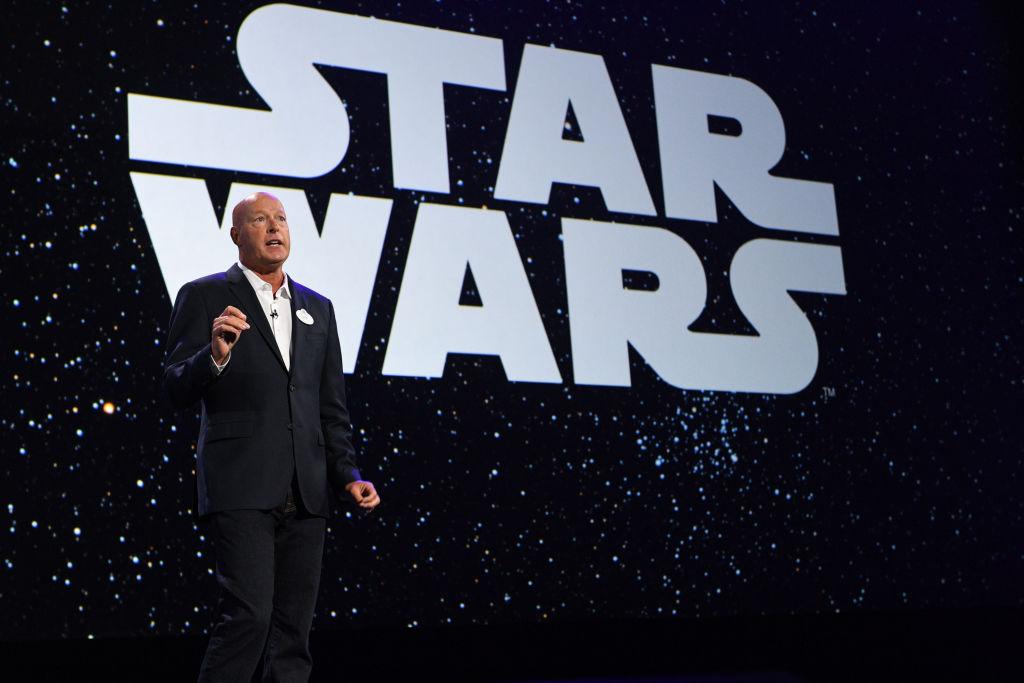 Bob Chapek of The Walt Disney Company