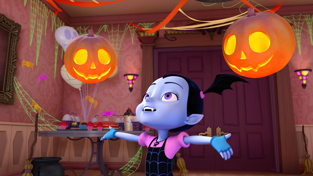 Disney Junior's 'Vampirina'