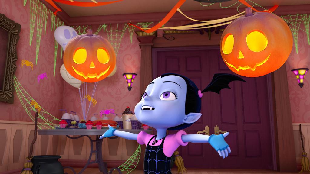 Disney Junior's 'Vampirina'