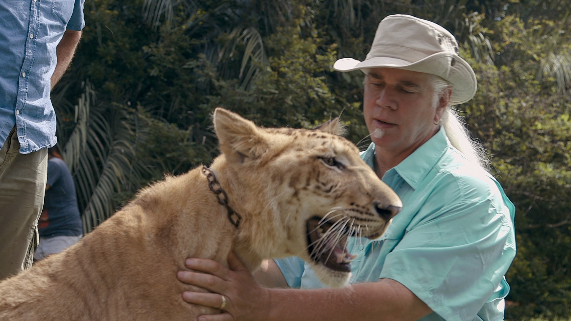 Tiger King Doc Antle Reveals Exactly