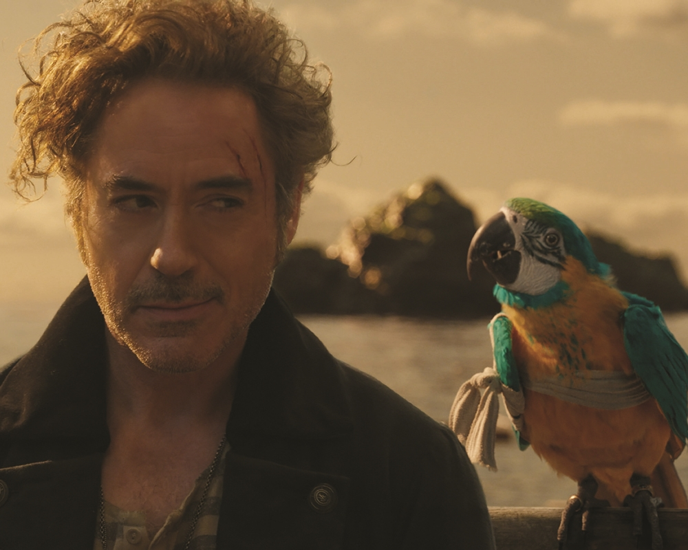 Dolittle: Robert Downey, Jr.