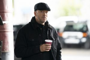 Donnie Wahlberg is Always Eating the Food During the 'Blue Bloods' Family Dinners