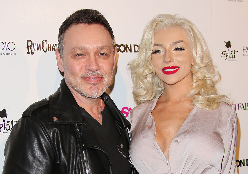 Doug Hutchison and Courtney Stodden divorce almost a decade after wedding