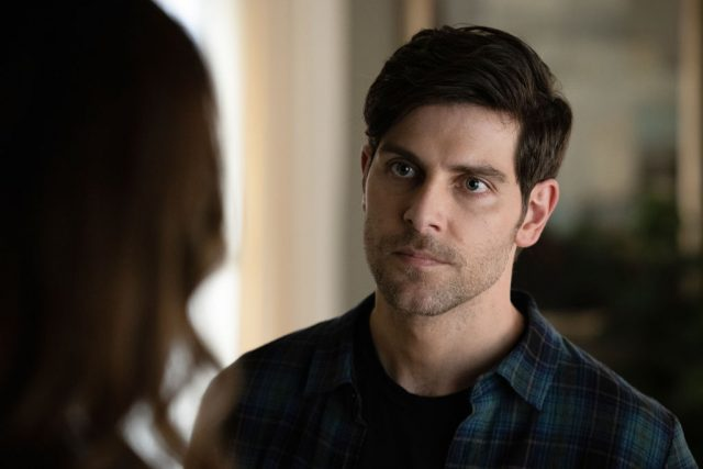 Eddie (David Giuntoli) in 'A Million Little Things'