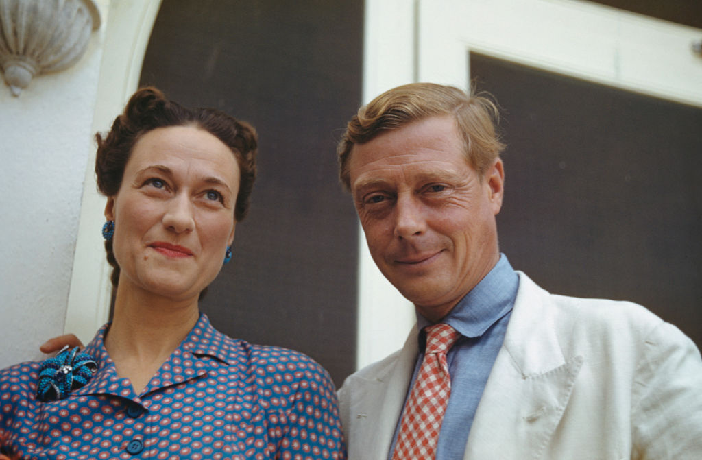 Edward VII and Wallis Simpson