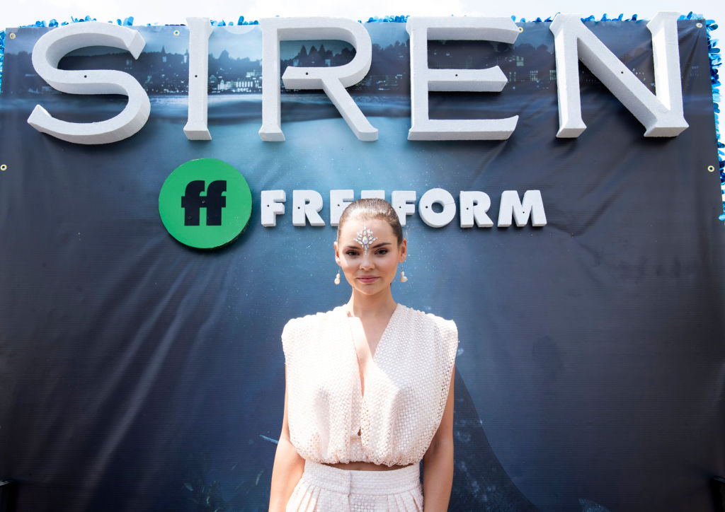 Eline Powell of Siren season 3