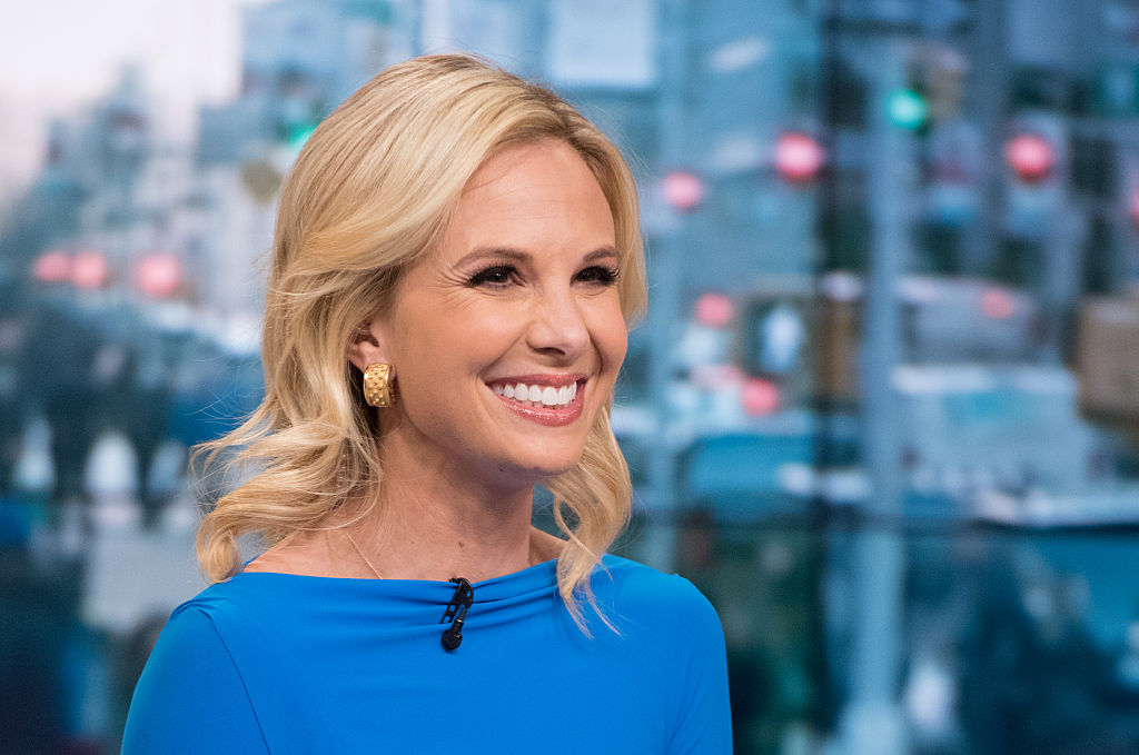 """Elisabeth Hasselbeck on """"Fox and Friends"""""""