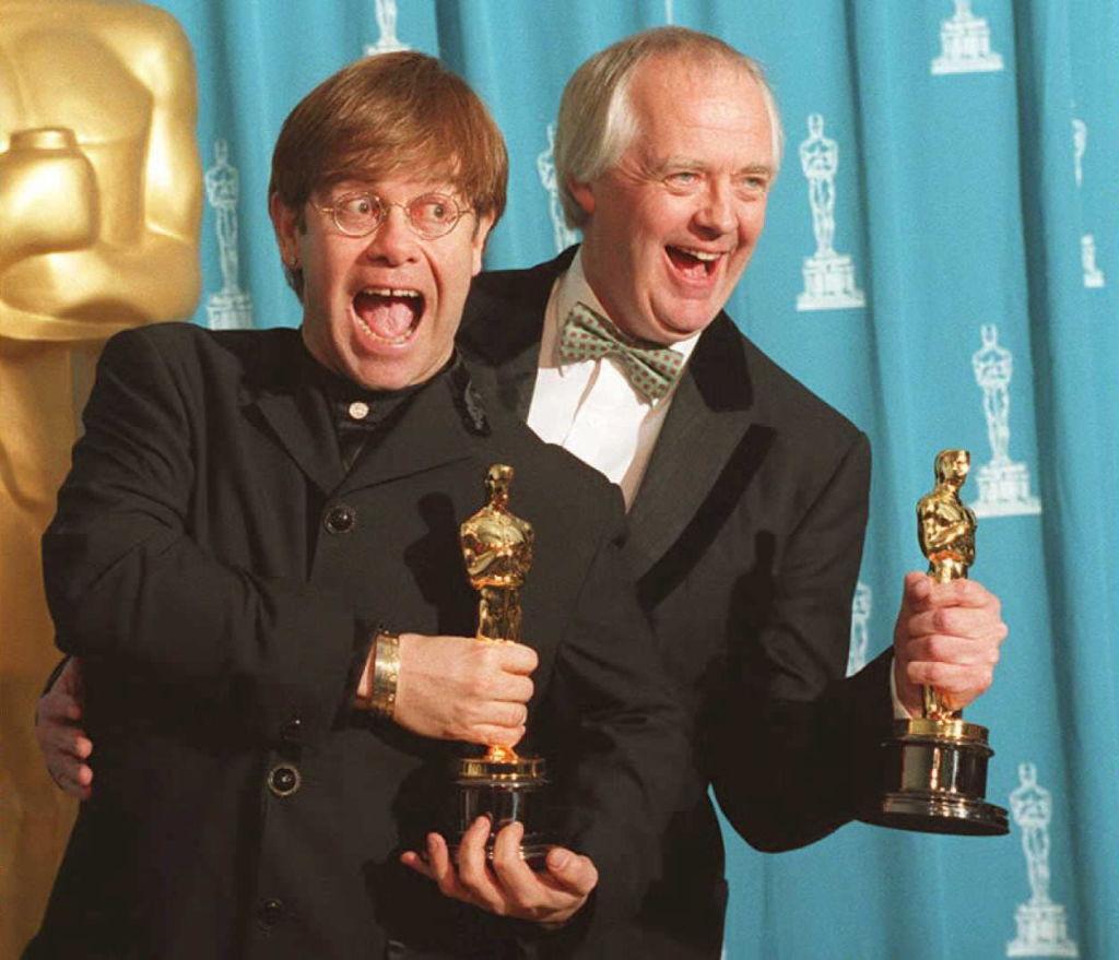 Elton John and Tim Rice