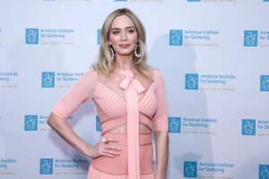 'A Quiet Place' Star Emily Blunt Says Having a Stutter Made Her a Better Listener