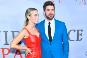 How 'A Quiet Place Part II' Director John Krasinski Sold Wife Emily Blunt on the Horror Sequel
