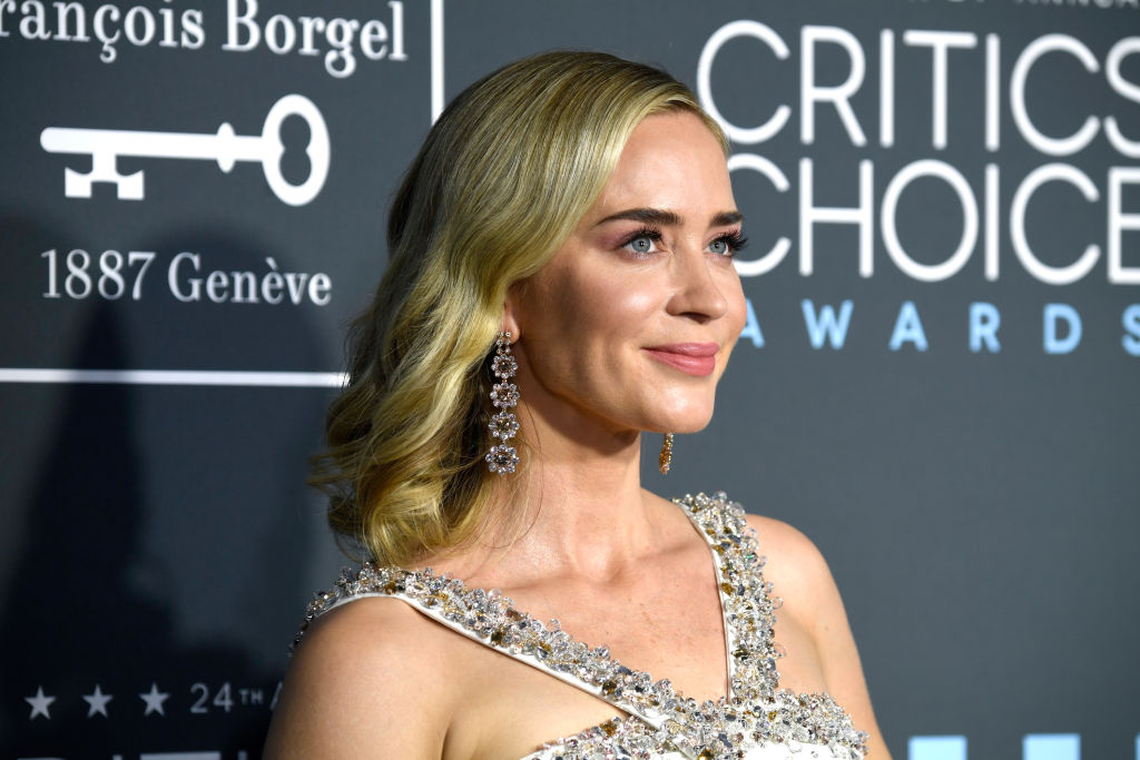 Emily Blunt | Frazer Harrison/Getty Images