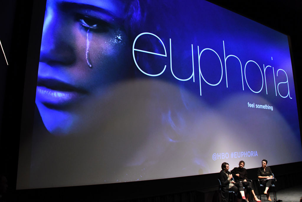 HBO 'Euphoria' halts production coronavirus