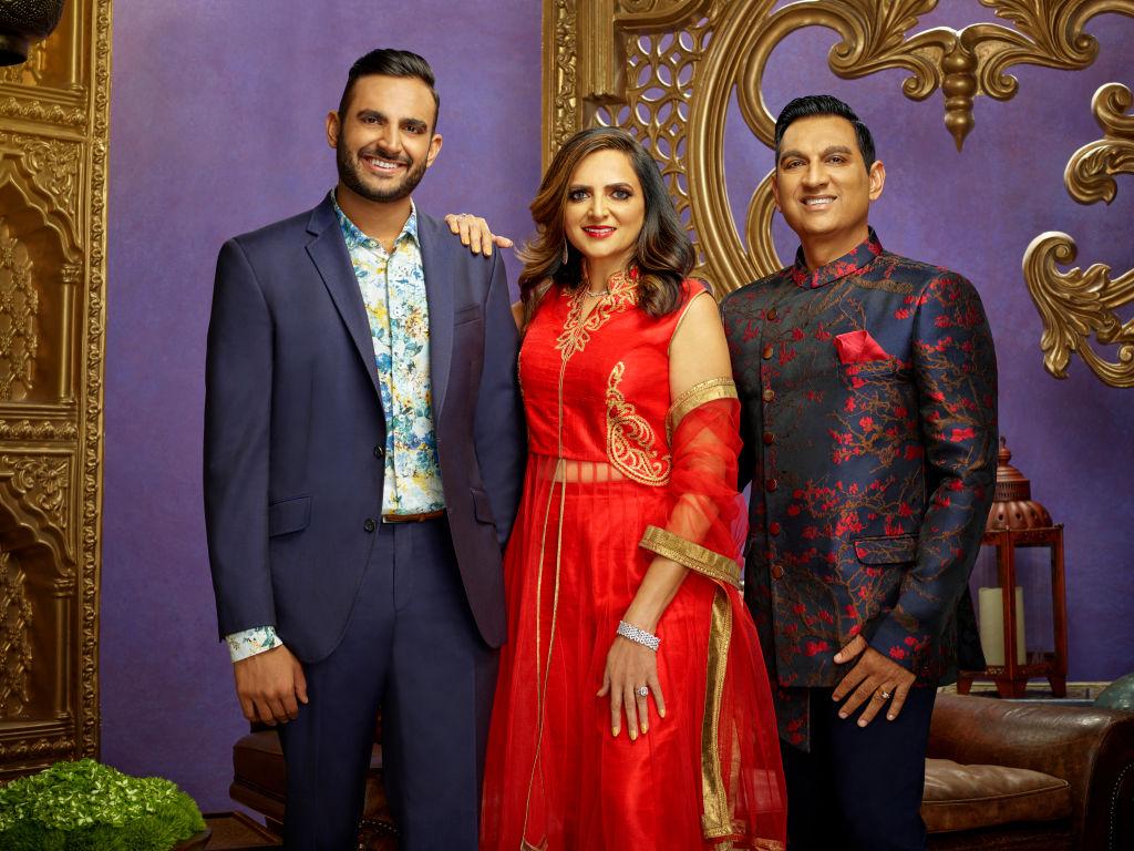 Shaan Patel, Kalpna Patel, Dipak Patel