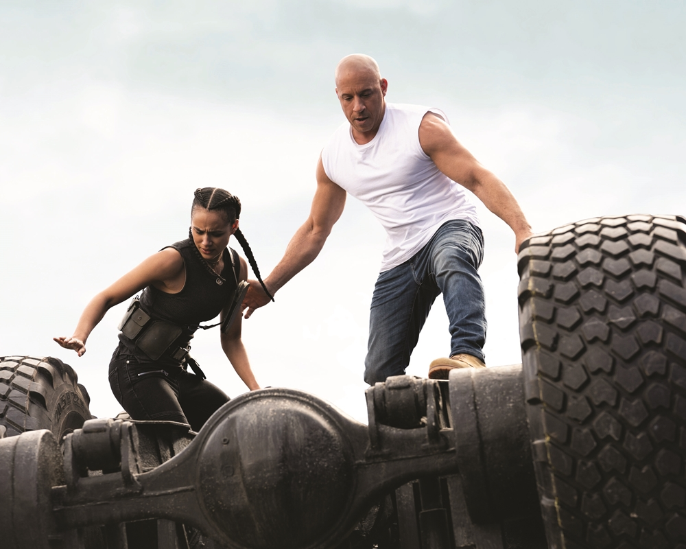 Fast 9: Dom and Ramsey