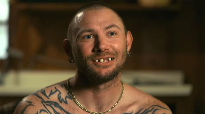 John Finlay Tiger King tattoos