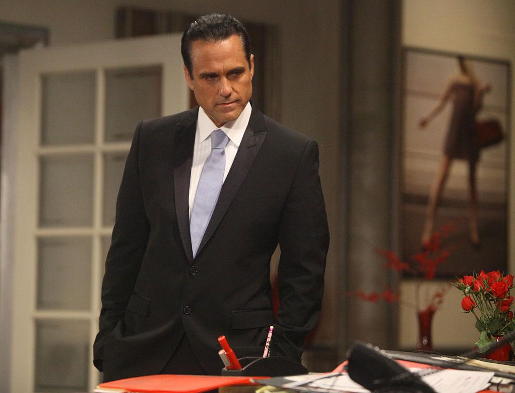Maurice Benard as Sonny on 'General Hospital' in 2011
