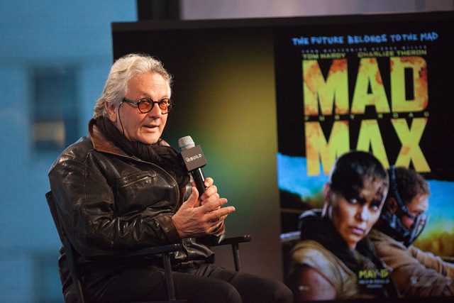 'Mad Max: Fury Road' Director George Miller Has an Oscar But Not for the Movie You Think
