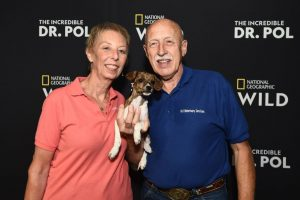 'The Incredible Dr. Pol' Celebrated National Puppy Day and It's What We All Need Right Now