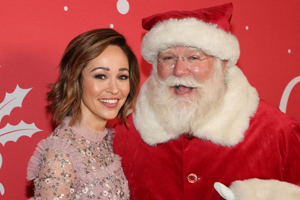 "Hallmark Channel's 10th Anniversary Of ""Countdown To Christmas""   Screening And Party"