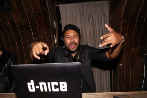 Who Is DJ D-Nice: Inside the DJ's Eclectic Music Taste and History in the Industry?