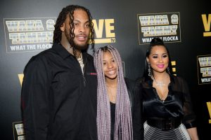 Fans Are Praising Waka Flocka's Wife Tammy For Punishing Their Daughter – Fans Are Calling Him Out