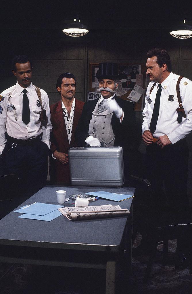 Damon Wayans 'Saturday Night Live'