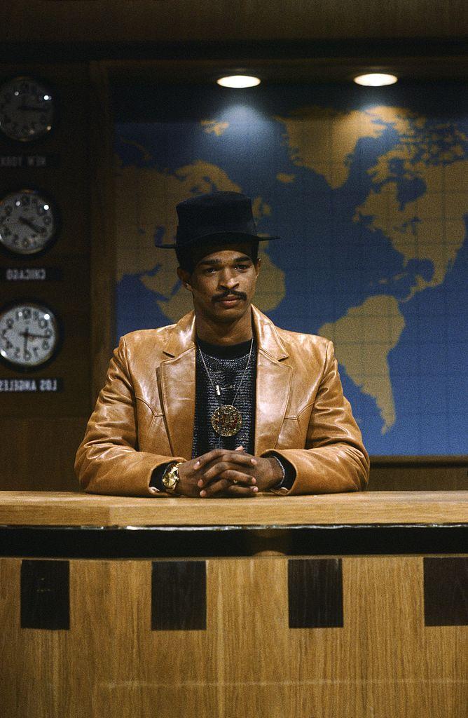 Damon Wayans on 'Saturday Night Live'