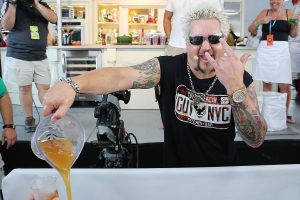 Why Guy Fieri Can Never Shave His Head