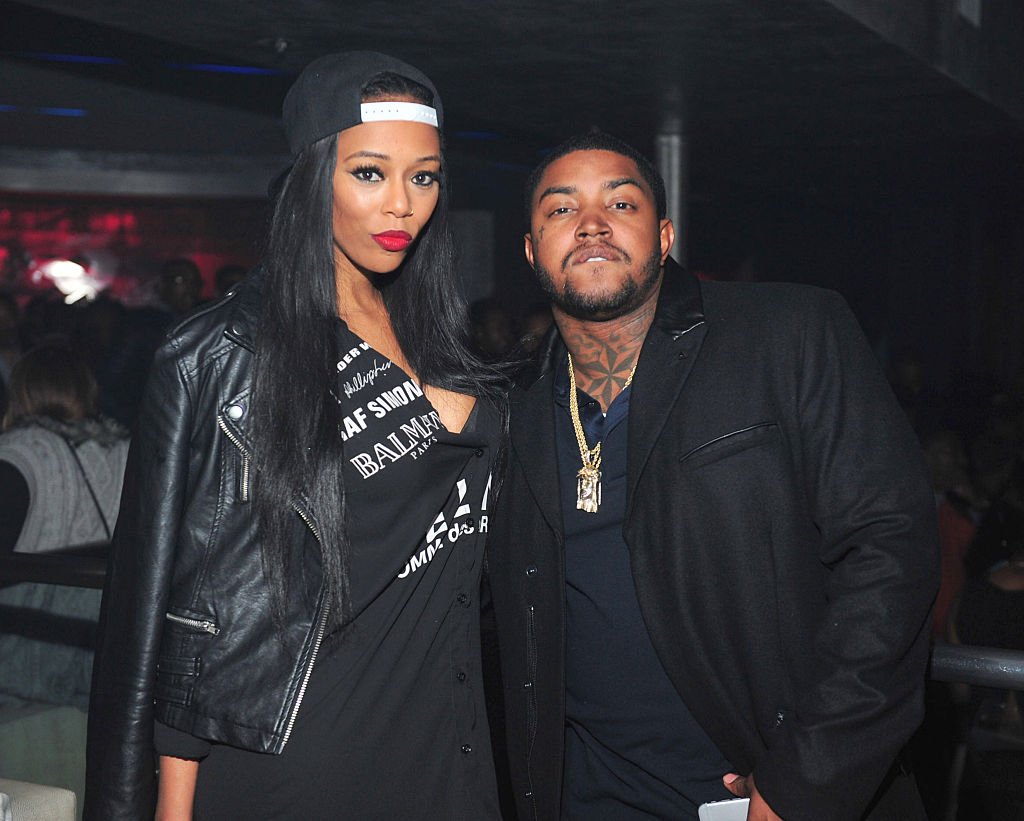 Love & Hip Hop Atlanta's Bambi and Scrappy
