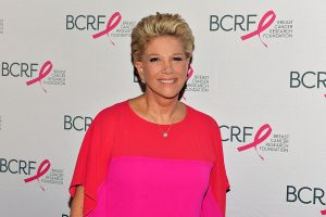 Former 'GMA' Anchor Joan On Her Cancer Battle: 'The Hair Part Really Isn't So Bad'