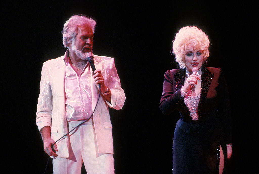 Kenny Rogers and Dolly Parton, 1985