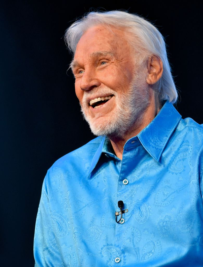 Kenny Rogers Started Out His Career as a Psychedelic Rocker