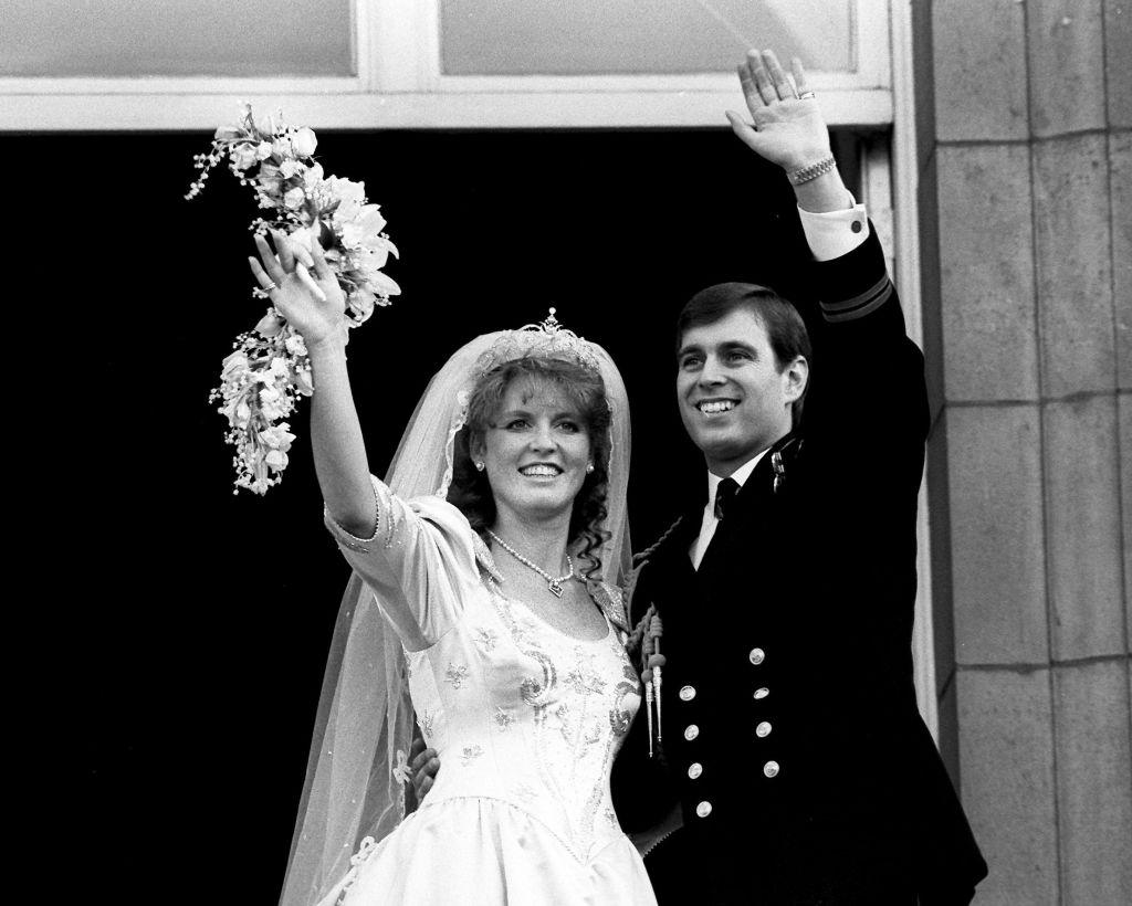 The former The Duke and Duchess of York
