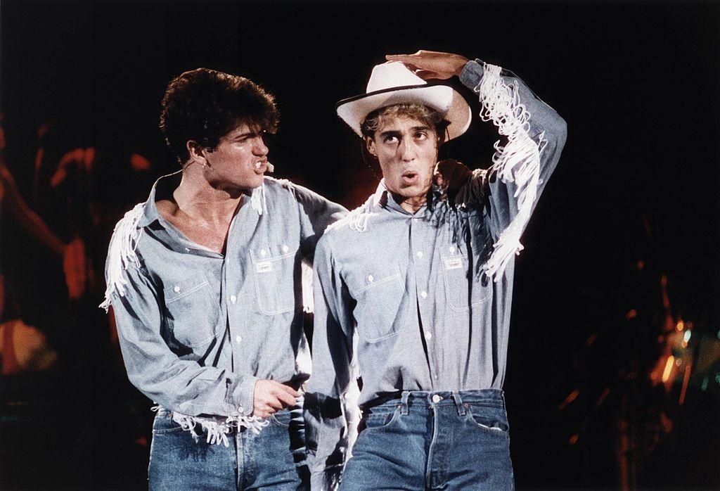 1980s duo Wham!