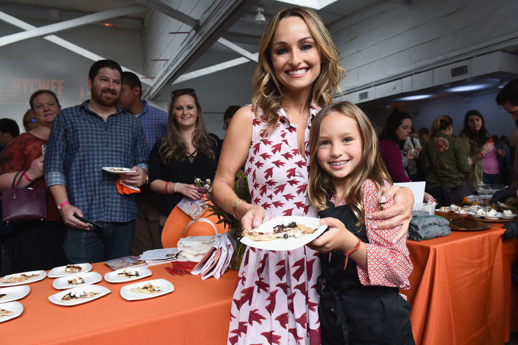 Giada De Laurentiis and daughter Jade