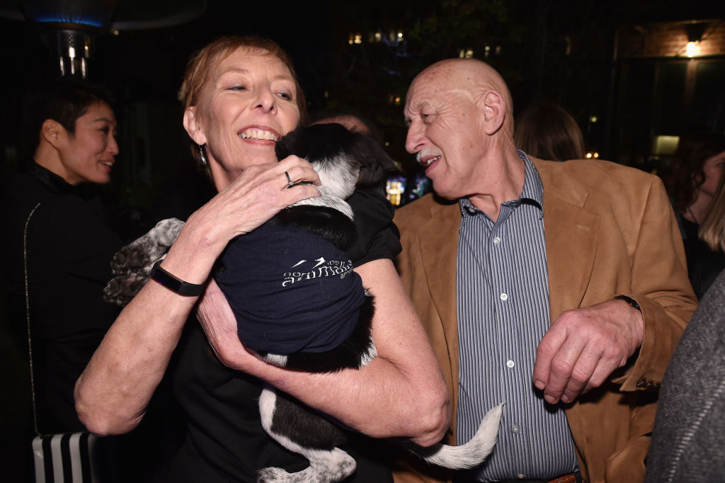 Diane and Dr. Jan Pol of 'The Incredible Dr. Pol'